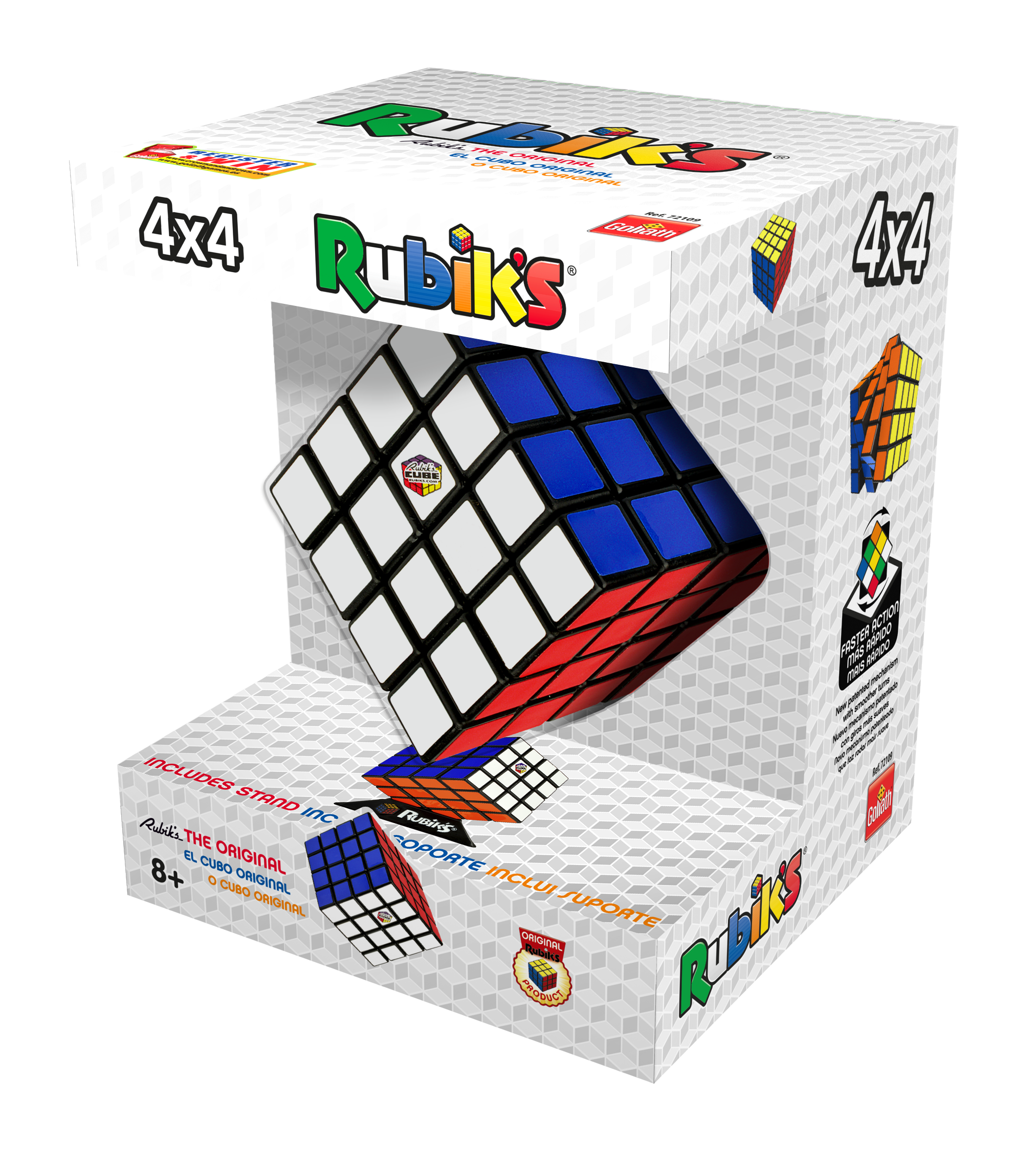 Rubik 39 s 4x4 goliath spain goliath spain for Rubik espana