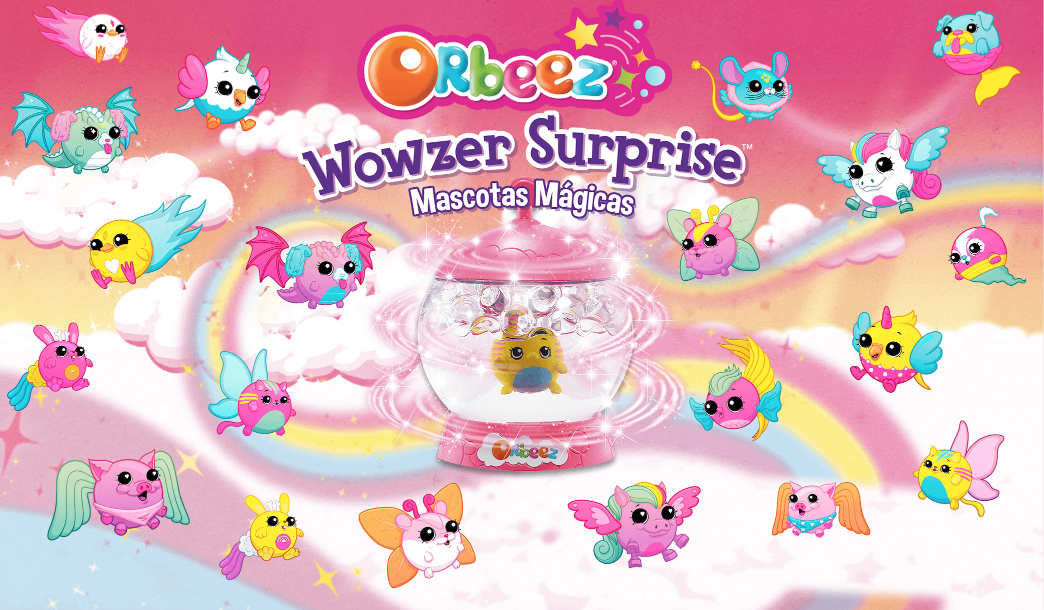 Orbeez Wowzer Surprise - mascotas mágicas